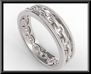 White Gold Women's Wedding Band   Vidar Jewelry - Unique ...