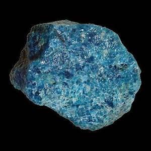 Pierre Precieuse Bleue : pierre d 39 apatite brute en lithoth rapie une action avant ~ Melissatoandfro.com Idées de Décoration