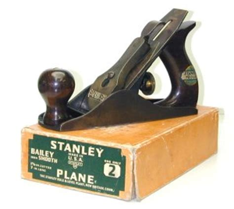 stanley  bailey  short history virginia toolworks