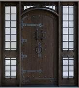 Wood Entry Doors The Ultimate In Luxury For Your Home  EVA Furniture