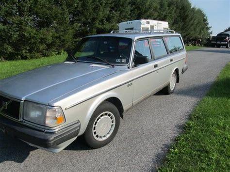 sell   volvo  station wagon  inspected runs
