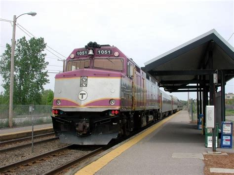Weekend Commuter Rail Service Suspended Between Beverly