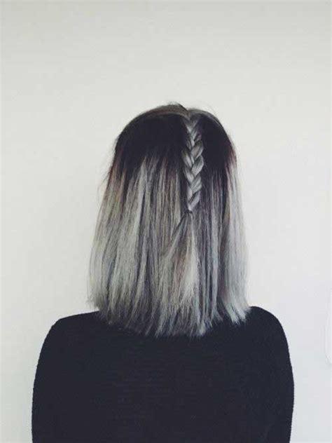 days  popular short grey hair ideas short