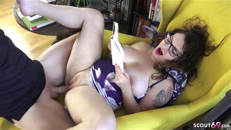 German Brother Seduce Step Sister With Big Tits To Fuck