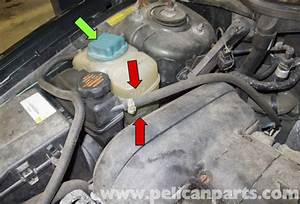 Volvo V70 Coolant System Draining And Filling  1998