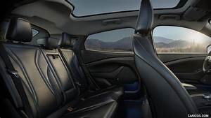 2021 Ford Mustang Mach-E Electric SUV - Interior, Rear Seats | HD Wallpaper #31