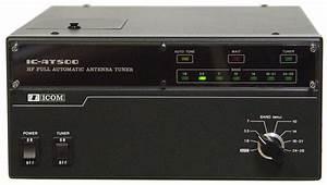 Icom At500 Automatic Antenna Tuner