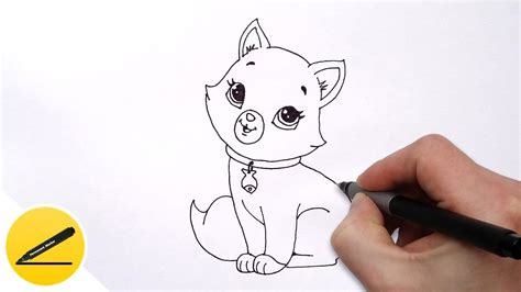 draw  cat  kids cute drawing  animals youtube