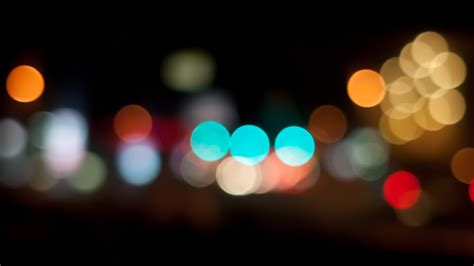 wallpaperwiki colorful bokeh color lights pic wpc