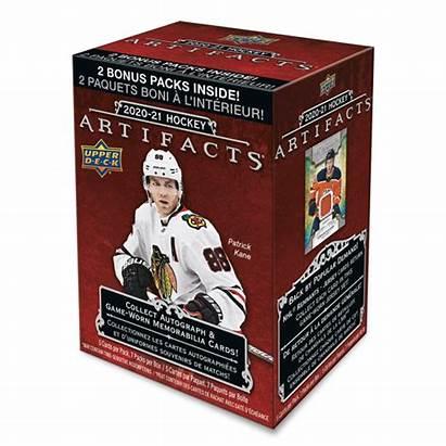 Artifacts Blaster Upper Deck Hockey Cards Nhl