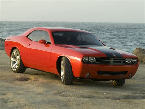 Dodge Challenger Concept (2006)