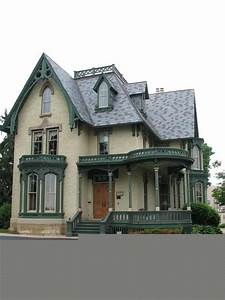 Lake-Peterson House - Rockford, Illinois - Victorian ...