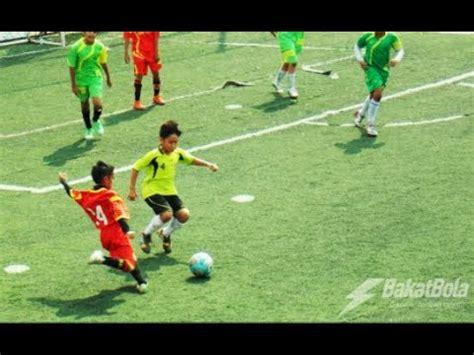 gawang sepak bola anak menakjubkan skill bola anak kecil terbaik youtube