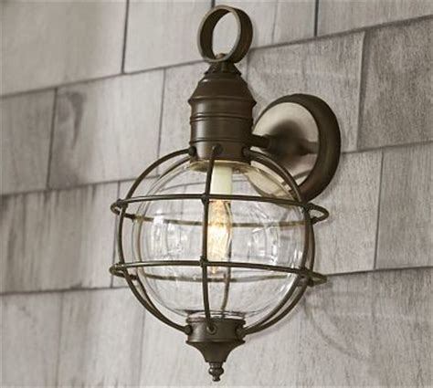 fisherman s sconce traditional wall sconces by