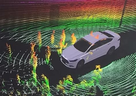 automated driving   assist   ford lidar