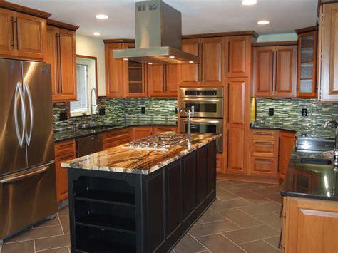 custom kitchen remodeling  modern design  atmosphere