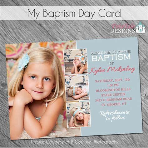 32+ Baptism Invitation Templates Free Sample Example