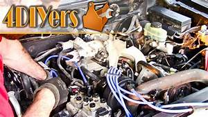 1998 Ford Ranger Engine 25 L 4 Cylinder