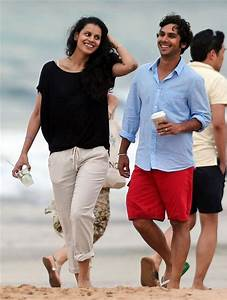Neha Kapur Photos - Kunal Nayyar & His Wife Enjoying Their ...