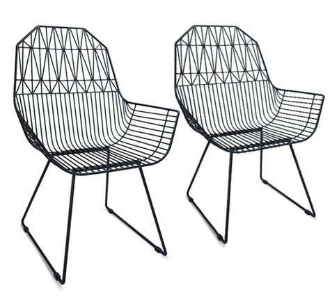 chaise design metal noir emejing chaise salon de jardin noir photos ridgewayng