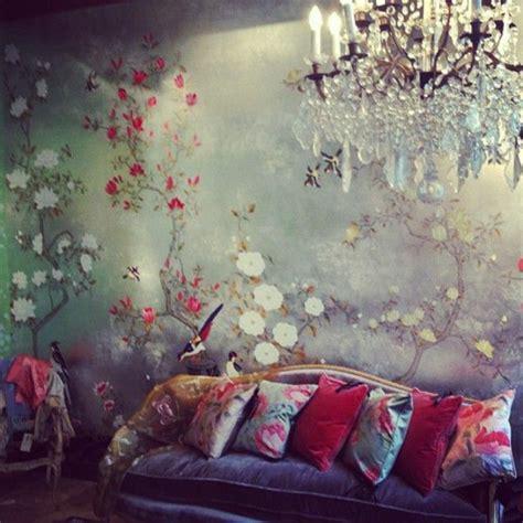 papier peint chambre adulte romantique la deco chambre romantique 65 idées originales archzine fr
