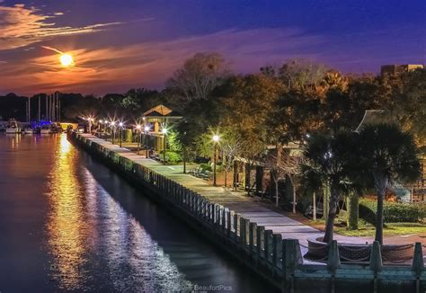 Time In Sc by Beaufort Is A South Carolina Gem City Walk