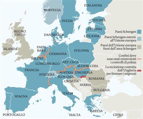 Viaggio Olanda e Belgio | 1799 Confine Germania – Olanda