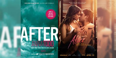 foto de After Movie Makes Major Changes To The Book And Makes It