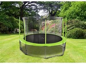 Prix D Un Trampoline : un trampoline dans votre jardin pourquoi pas le blog ~ Dailycaller-alerts.com Idées de Décoration