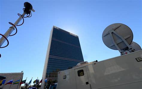 siege onu ouverture de l assemblée générale des nations unies à