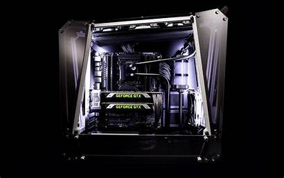 Gaming Pc Computer Nvidia Geforce Technology Gpus
