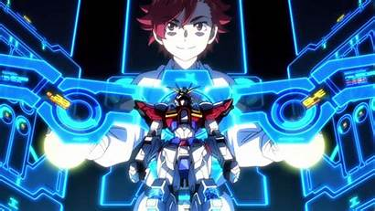 Try Gundam Build Fighters Mecha Wallpapers Bf