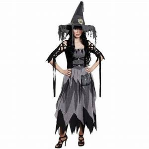 Gothic Kleidung Auf Rechnung : scary witch hexenkost m ~ Themetempest.com Abrechnung