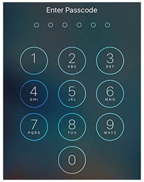 passwords on iphone fbi insists apple cooperate despite resetting icloud
