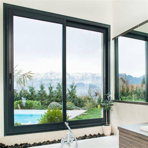 aluminium windows  doors aluminium single glass sliding window