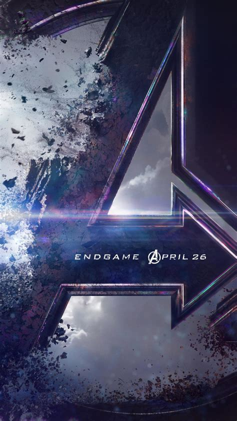 Endgame Logo Hd Wallpaper For Mobile by Endgame Logo Free 4k Ultra Hd