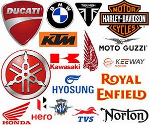 The Motorcycle Brand & Logo Collection | FindThatLogo.com