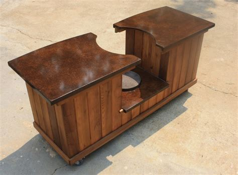 concrete cabinets kitchen 12 best images about grills and smokers on the 2420