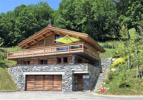 chalet montagne haute savoie 3 chalet de montagne de 250m2 224 la clusaz haute savoie atelier raymond brun architectes