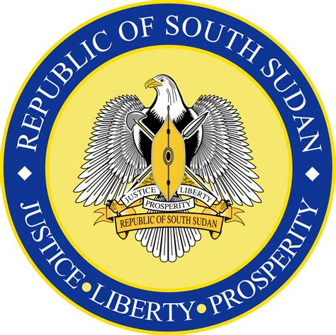 File:Seal of South Sudan.svg - Wikimedia Commons