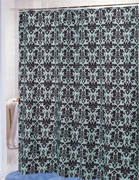 damask shower curtain carnation home fashions inc damask fabric shower curtains