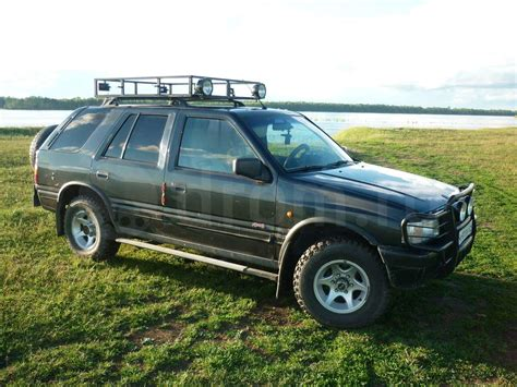 Opel Frontera by 1994 Opel Frontera Photos Informations Articles