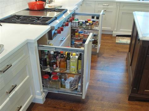 under cabinet storage ideas kitchen storage design peenmedia com