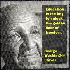 George Washingt... George Carver Washington Quotes