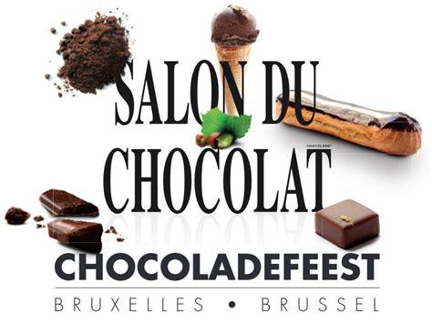 cuisine pas cheres d exposition a vos agendas le salon du chocolat s installe à bruxelles