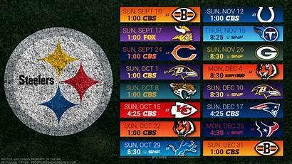 Steelers Pittsburgh Schedule Desktop Football Wallpapers Computer