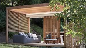 Gartenmöbel Modern Design : gartenm bel und pergola design von exteta f r die perfekte lounge ~ Markanthonyermac.com Haus und Dekorationen