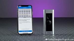 Ring Doorbell Camera Installation Instructions
