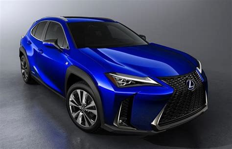 2019 Lexus Ux Smart, Efficient, Attractive 20182019