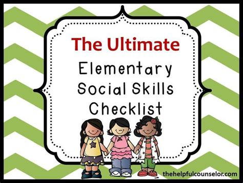 response to intervention the ultimate social skills